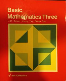 Basic Mathematics Three