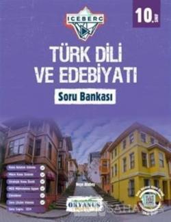 2021 10.Sınıf Iceberg Türk Dili ve Edebiyatı Soru Bankası