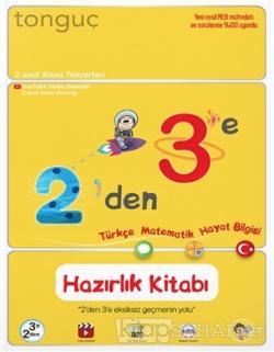 2021 - 2'den 3'e Türkçe Matematik Hayat Bilgisi Hazırlık Kitabı