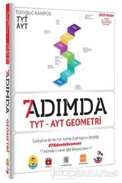 2021 7 Adımda TYT-AYT Geometri Soru Bankası
