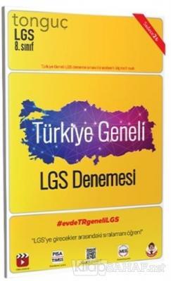 2021 8. Sınıf Türkiye Geneli LGS Denemesi (10'lu Paket)