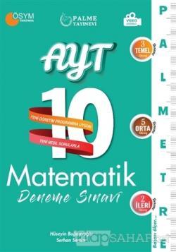 2021 AYT Matematik 10 Deneme Sınavı