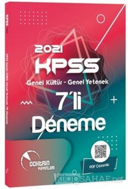 2021 KPSS Genel Kültür-Genel Yetenek 7'li Deneme - PDF Çözümlü