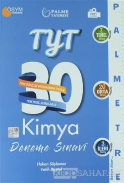 2021 TYT Kimya 30 Deneme Sınavı