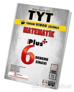 2021 TYT Matematik 6 Plus Video Çözümlü Deneme