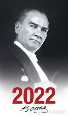 2022 Atatürk Ajandası Cumhuriyet - Çerçeveli