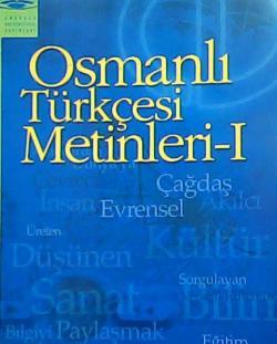 AÖF OSMANLI TÜRKÇESİ METİNLERİ 1
