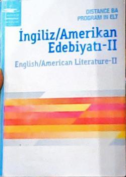 ingiliz amerikan edebiyatı 2