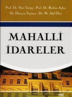 MAHALLİ İDARELER