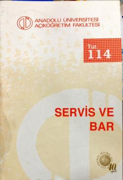 AÖF servis ve bar