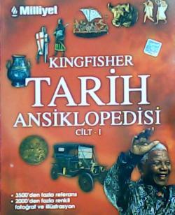 KINGFISHER TARİH ANSİKLOPEDİSİ (2 CİLT TAKIM)