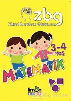 3 - 4 Yaş Matematik - Zihinsel Becerilerimi Geliştiriyorum