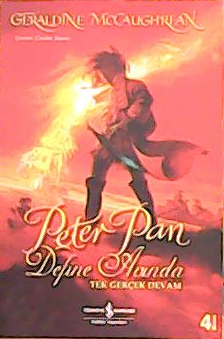 PETER PAN DEFİNE AVINDA