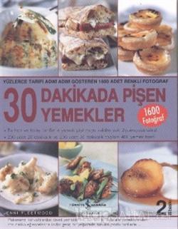 30 Dakikada Pişen Yemekler (Ciltli)