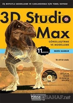 3D Studio Max Görselleştirme ve Modelleme