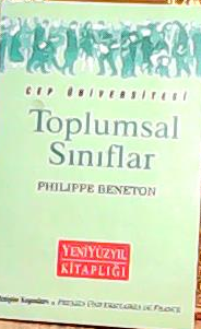TOPLUMSAL SINIFLAR