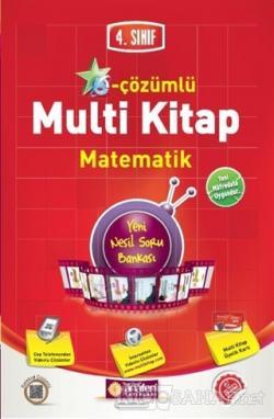 4. Sınıf E-Çözümlü Multi Kitap Matematik