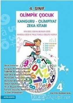4. Sınıf Olimpik Çocuk - Kanguru-Olimpiyat Zeka Kitabı