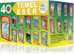 100 Temel Eser Çocuk Klasikleri (40 Kitap Takım)