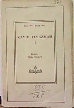 KAYIP ELYAZMASI I