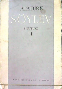 SÖYLEV (NUTUK