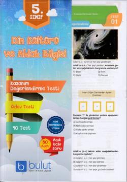Bulut 5. Sınıf Din Kültürü ve Ahlak Bilgisi Yaprak Test