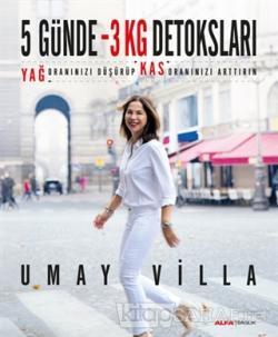 5 Günde 3 Kilo Detoksları - Umay Villa | Yeni ve İkinci El Ucuz Kitabı