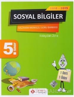 5. Sınıf Sosyal Bilgiler Kazanım Merkezli Soru Bankası