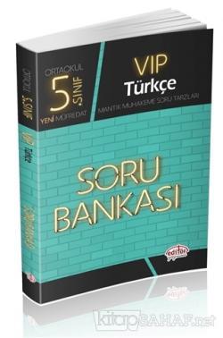 5. Sınıf VIP Türkçe Soru Bankası - Kolektif | Yeni ve İkinci El Ucuz K