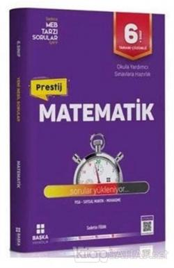 6. Sınıf Matematik Prestij Soru Bankası