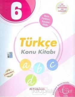 6. Sınıf Türkçe Konu Kitabı