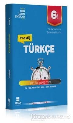 6. Sınıf Türkçe Prestij Yeni Nesil Soru Bankası