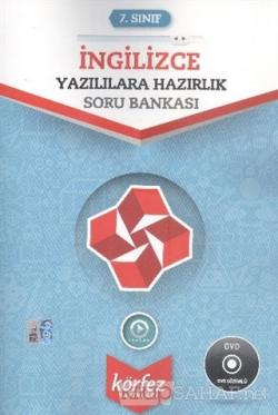 7. Sınıf İngilizce Yazılılara Hazırlık Soru Bankası (DVD'li)