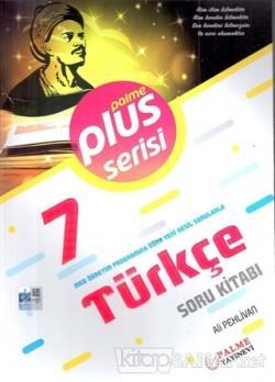 7. Sınıf Türkçe Plus Soru Kitabı