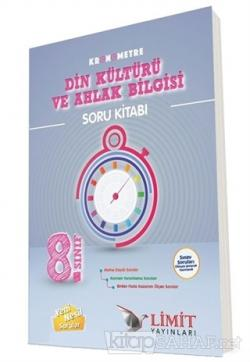 8. Sınıf Kronometre Din Kültürü ve Ahlak Bilgisi Soru Bankası