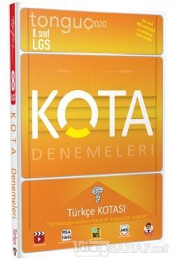 8. Sınıf LGS KOTA Denemeleri Konu Taramaları Türkçe Kotası 2020