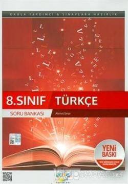 8.Sınıf LGS Türkçe Soru Bankası 2019