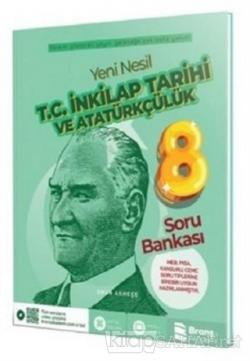 8. Sınıf T.C. İnkılap Tarihi ve Atatürkçülük Soru Bankası