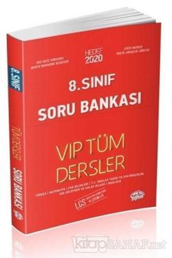 8. Sınıf VİP Tüm Dersler Soru Bankası
