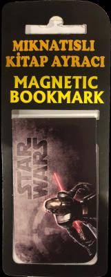 Star Wars Kitap Ayracı Mıknatıslı 8x5cm