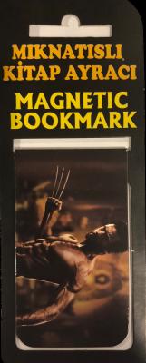 Wolverine Kitap Ayracı Mıknatıslı 8x5cm