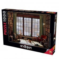 Anatolian Puzzle 1000 Pencere Kedileri