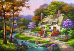Konakta İlkbahar Puzzle 500 3577