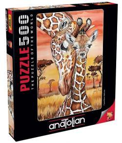 Zürafa Puzzle 500 Parça 3615