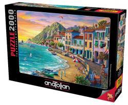 Muhteşem Plaj Puzzle 2000 Parça 3948