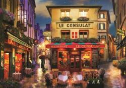 Parisde Buluşalım Puzzle 1500 4552