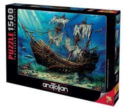 Batık Gemi Puzzle 1500 Parça 4558