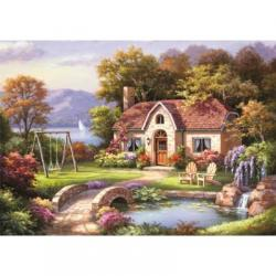 Taş Köprü Konağı Puzzle 1500 Parça 4559