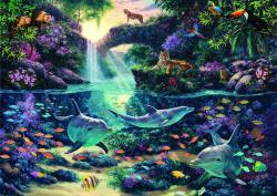 Ormanın Derinliği Puzzle 3000 4908