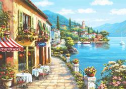 Cafe Manzara Puzzle 3000 4909